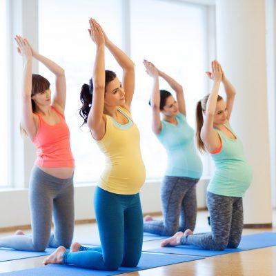 Embarazadas y Mamas - Club Mamá - Gimnasia pre y post parto