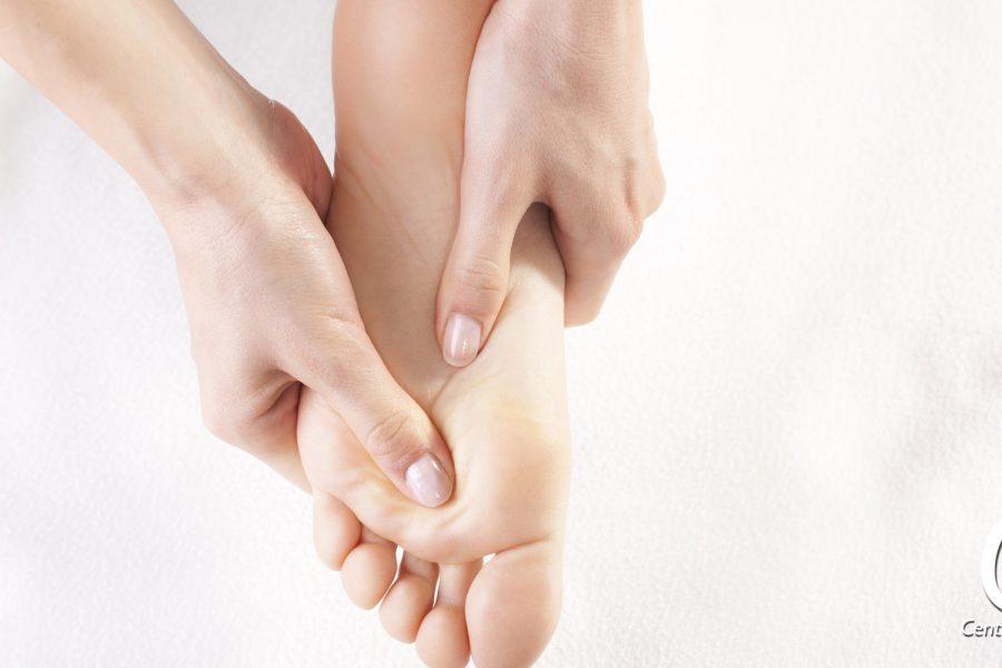 Luce unos pies impecables en Verano