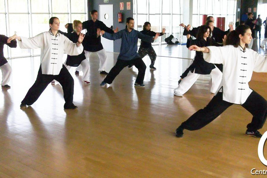 Si eres fan del Tai chi, no puedes perderte estas clases
