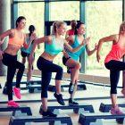 clases de step en o2cw gimnasio baile