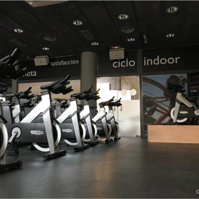 Ciclo gimnasio spinning malaga