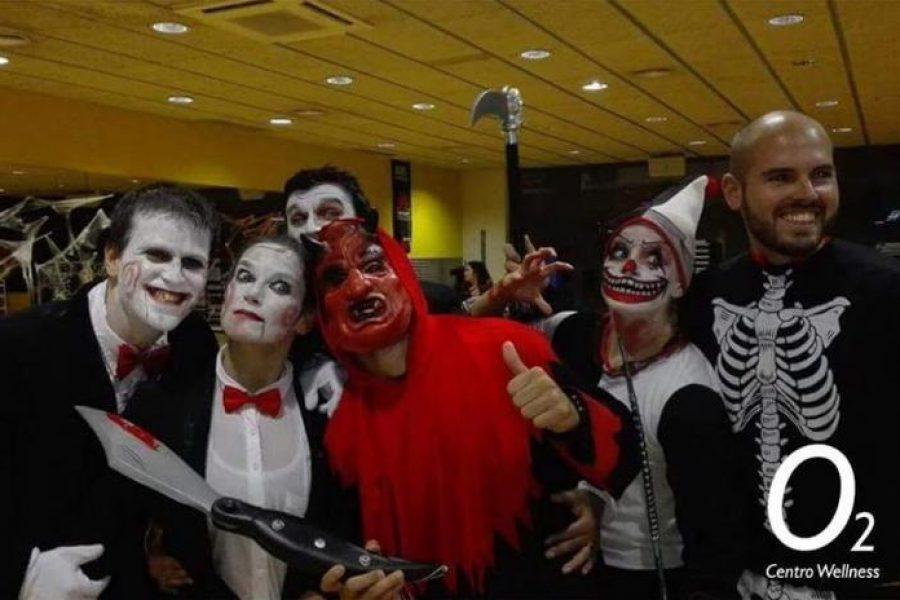 Celebreamos Halloween EntrenandO2 con OpenDay