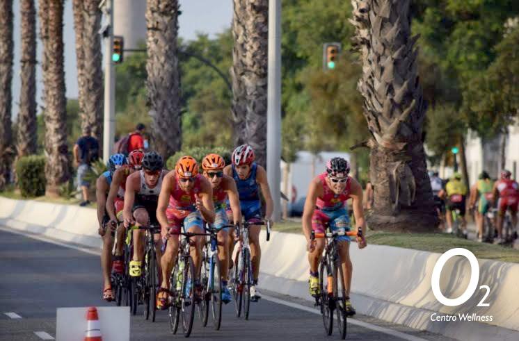 triatlon ciclo o2cw malaga