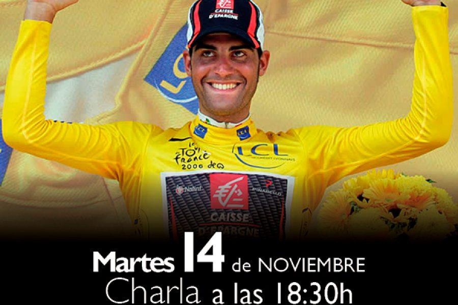 Conoce todo sobre Ciclismo Profesional con Oscar Pereiro