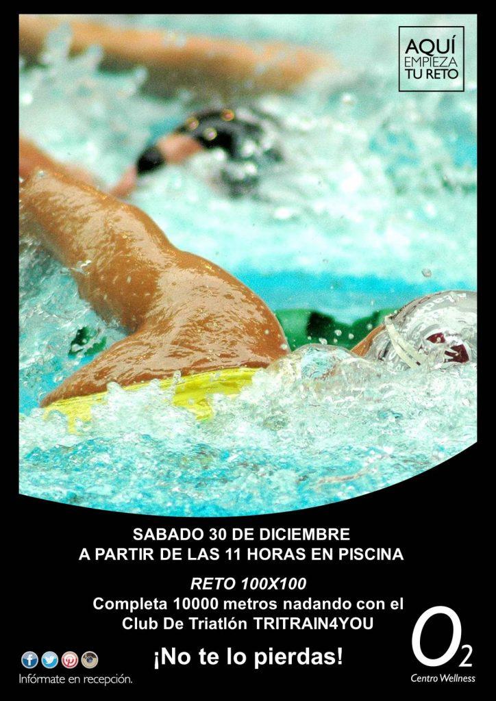 MasterClass 100x100 triatlon piscinas