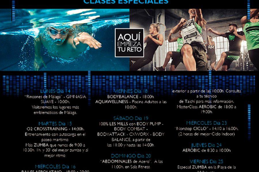12 + 1 Aniversario O2cw Málaga