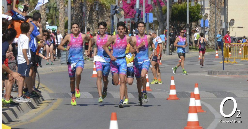 Triatlon O2 Centro Wellness