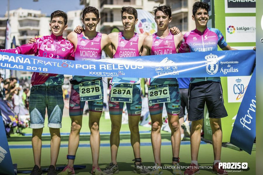 Nuestro equipo de triatlón TriTrain4You-O2CW-Cabberty consigue nuevos retos