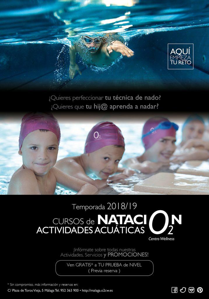 NATACIÓN temporada 18_19 El Perchel
